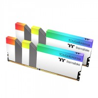 Thermaltake TOUGHRAM RGB 16GB (2 x 8GB) DDR4 3200MHz CL16 Memory Limited White Edition