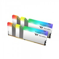 Thermaltake TOUGHRAM RGB 16GB (2 x 8GB) DDR4 4000MHz CL19 Memory Limited White Edition