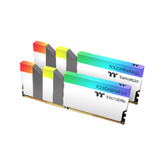 Thermaltake TOUGHRAM RGB 64GB (2 x 32GB) DDR4 3600MHz CL18 Memory Limited White Edition