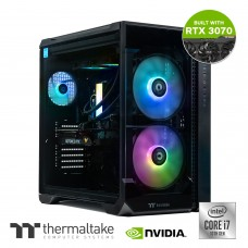 Thermaltake Computer System Rapture PRO V2 - Intel 10th gen i7 10700KF / RTX 3070 / Floe RC / WIFI / View 51 ARGB