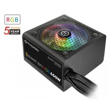 Thermaltake Smart BX1 RGB 650W 80+ Bronze PSU