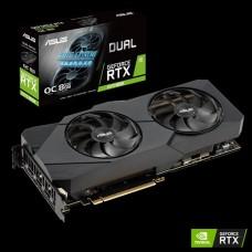 ASUS Dual GeForce RTX 2070 SUPER EVO OC Edition Graphics Card (DUAL-RTX2070S-O8G-EVO)